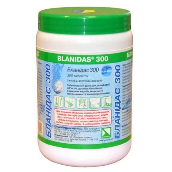 Бланидас 300 табл